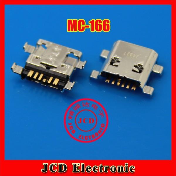 100%Original!  200PCS/LOT for Samsung I8160 I8190 S5260 phone charging port,USB jack socket connector,USB data port plug