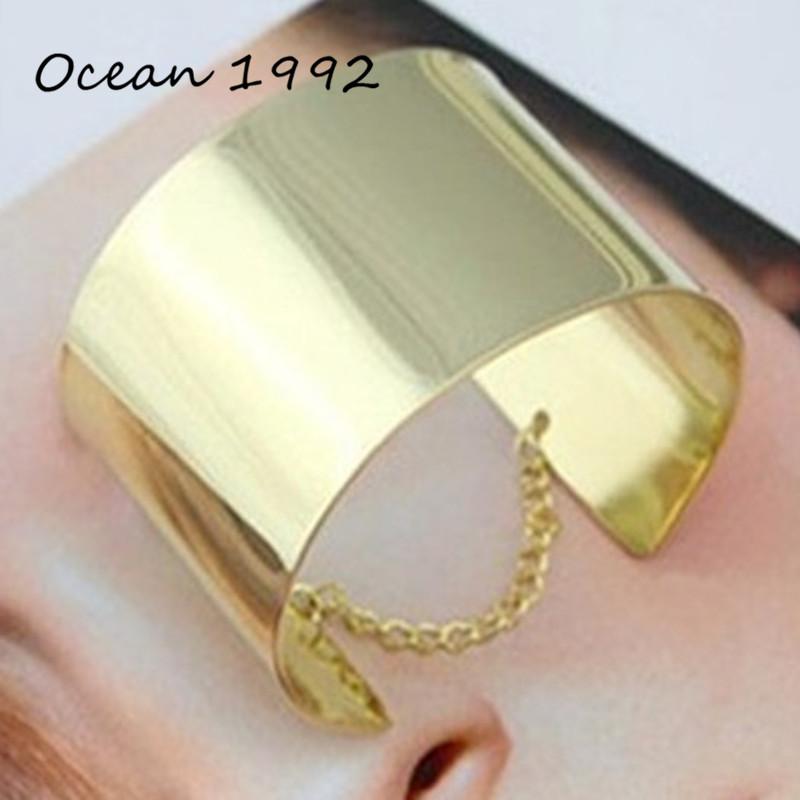 Гаджет  Ocean store fashion excellent ultra wide bracelet cuff bangle ( free shipping $10 ) None Ювелирные изделия и часы