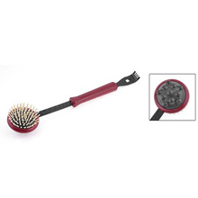 Plastic Dual Side Health Body Relax Massager Hammer w Scratcher, IN STOCK, FREE SHIPPING