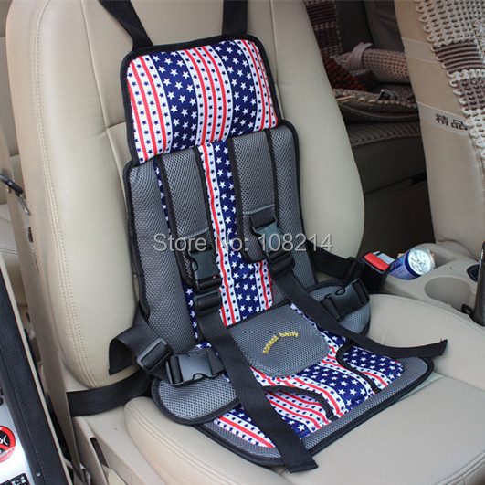 High Quality&Fast Delivery Baby Car Seat 5 Point Safety Belts Baby/Child Car Safety Booster Seat for Baby 4 Months-4 Year Old(China (Mainland))