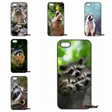 Sony Xperia X XA M2 M4 M5 C3 C4 C5 T2 T3 E4 E5 Z Z1 Z2 Z3 Z5 Compact Cute Raccoons Racoons Wallpaper Mobile Phone Case Cover - The End Cases Store store