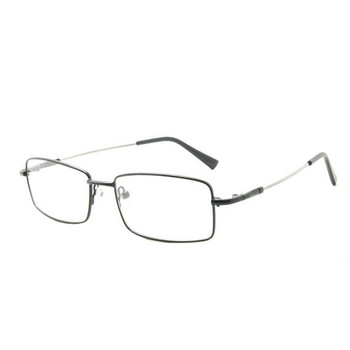 Bestselling YOGA memory titanium metal single bridge flexible temple optical eyeglasses prescription spectacles frame briller