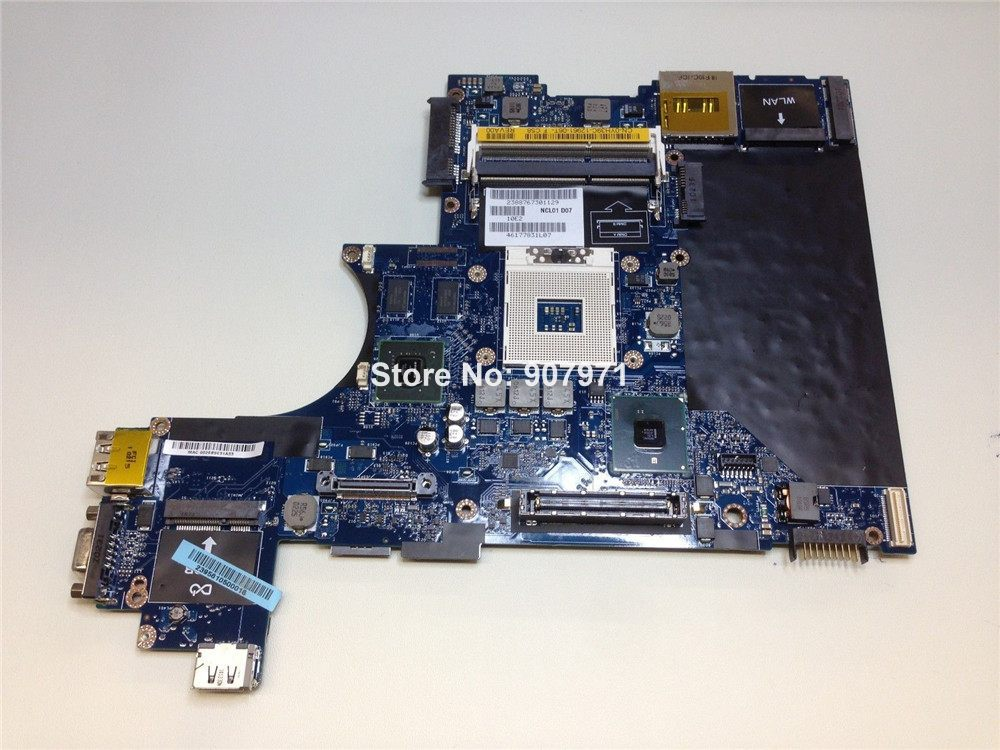 For Dell Latitude E6410 YH39C 0YH39C CN-0YH39C Laptop Motherboard System Board 100% Tested<br><br>Aliexpress
