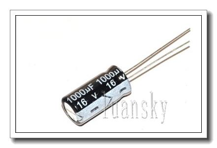 16V 1000UF 8*16MM Aluminum Electrolytic Capacitors 5 - luna sky store