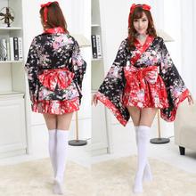 Blossoms Kimono Dresses Halloween