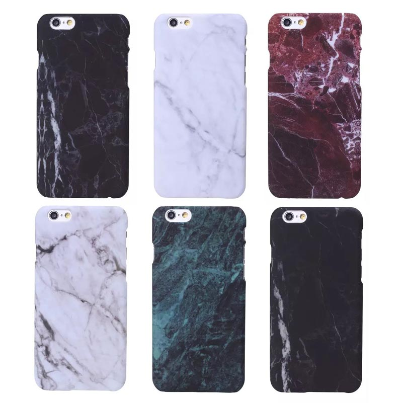 """Phone Cases For iPhone 6 Case Marble Stone image Painted Cover Mobile Phone Bags & Case For iphone6 6S 4.7"""" New Screen Protector(China (Mainland))"""