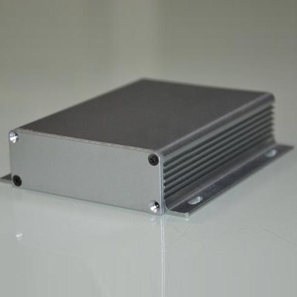 Aluminium Electrical Panel : Aluminum alloy instrument shell electric enclosure box diy