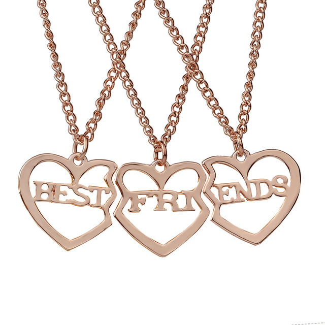 Shop Zazzle's Friendship necklaces for yourself or a loved one. Choose from our amazing designs & artwork. Get yours today!