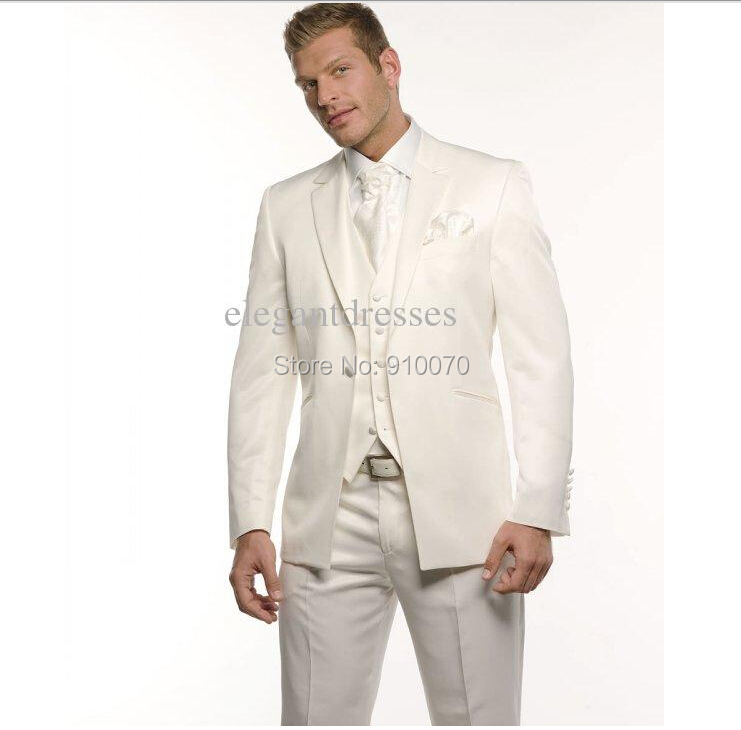 Off White Suit For Wedding - Ocodea.com