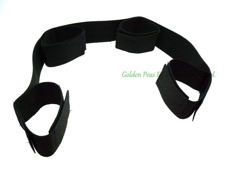 Nylon Hands Cuff & Ankle Bondage Restraints Sex Toys For Couples Adult Game Sex Products(China (Mainland))