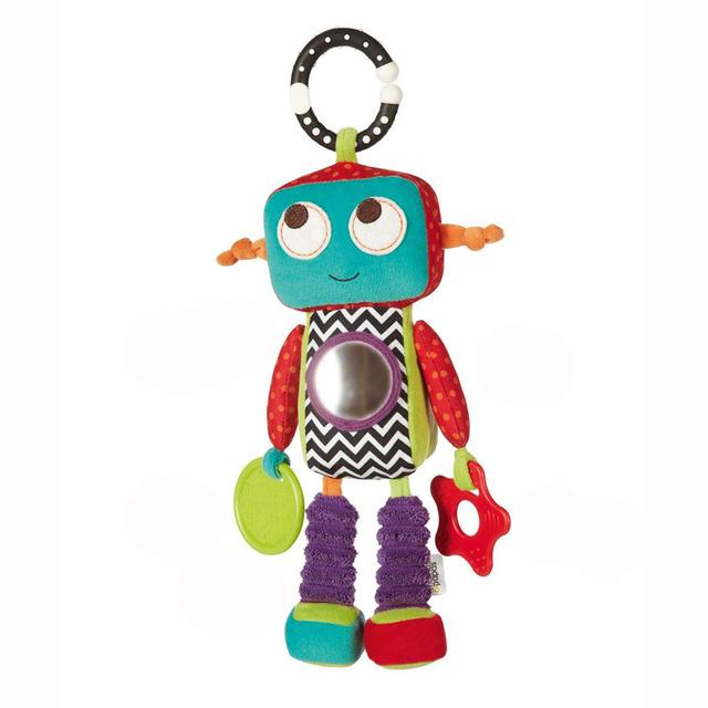 Младенческой висит кровать висит многофункциональный робот кукла с гуттаперча WJ239