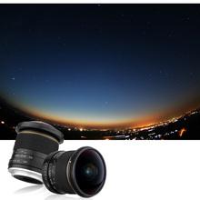 Kelda 8mm f/3.5 170 deg Ultra Wide Fisheye Lens Aspherical Circular Camera Lens for Canon EOS DSLR Cameras Full Frame Compatible(China (Mainland))