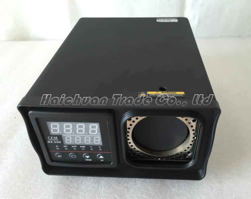Nova CEM BX-500 IR Portátil Termômetro Infravermelho Calibrador de Temperatura 50-500 Graus Celsius(China (Mainland))