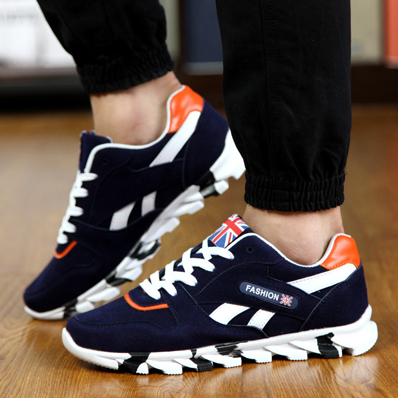 New Arrival 2016 Hotsale Men Shoes Fashion Breathable Mesh Causal Shoes Free Shipping<br><br>Aliexpress