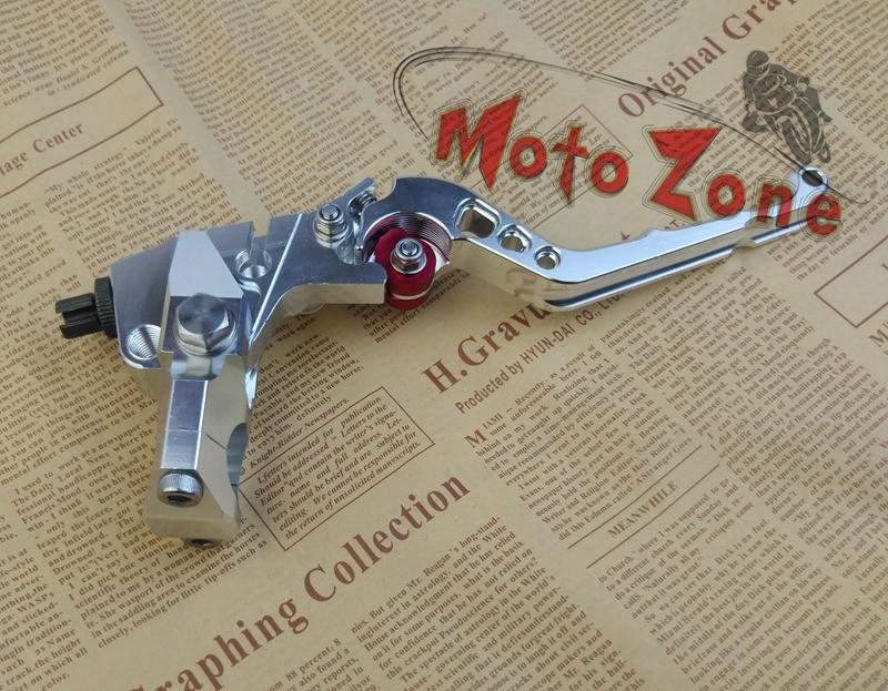 Adelin Lever Handlebar Hydraulic clutch Brake Pump Master Cylinder Motorcycle Racing moto Universal For Yamaha Kawasaki Suzuki