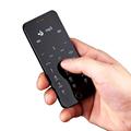 2016 Remote control MP3 FM dual sim card dial sync OLED display anti lost mini Ultrathin