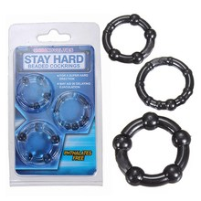 Delay Ejaculation Penis Sex Dildo Toys Silicone Dick Cock Ring Black Penis Ring Sex Ring Erotic Products Delay for Male(China (Mainland))