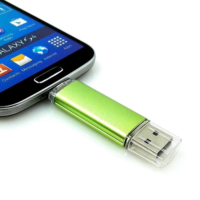 [해외]새로운 2016 스마트 폰 USB 플래시 드라이브 64 기가 바이트..