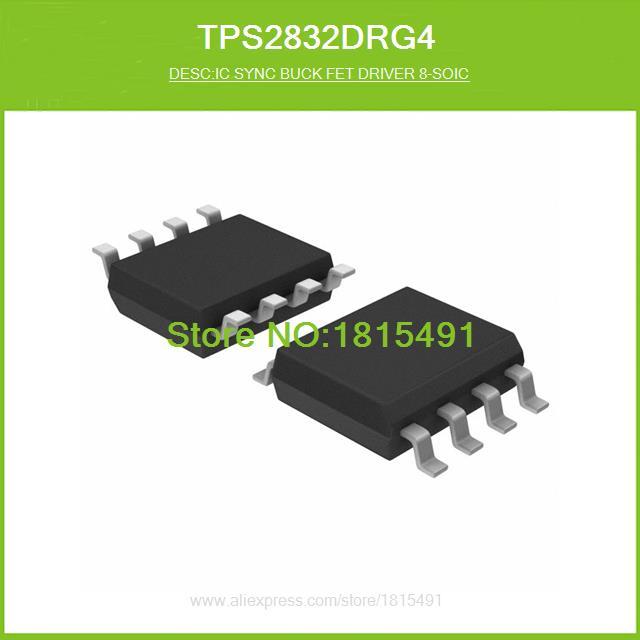 Free Shipping TPS2832DRG4 IC SYNC BUCK FET DRIVER 8-SOIC 2832 TPS2832 8-SOIC 10pcs(China (Mainland))