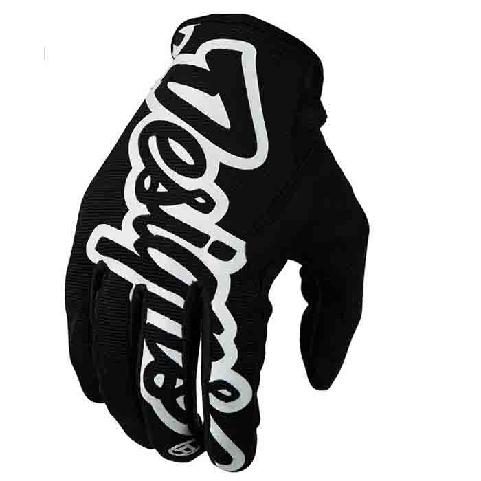 2016 Troy Lee Designs TLD SE Pro Moto Gloves Motorcycle MTB BMX Motocross Motocicleta Guantes Cycling Gloves black(China (Mainland))