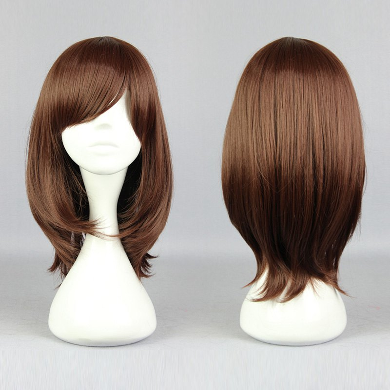 Time-limited Top Fashion Short Straight Synthetic Wigs Peruca Perruque Xuancai Anime Wig Young Girl Cosplay wig - XUANCAI PARTY WIGS store