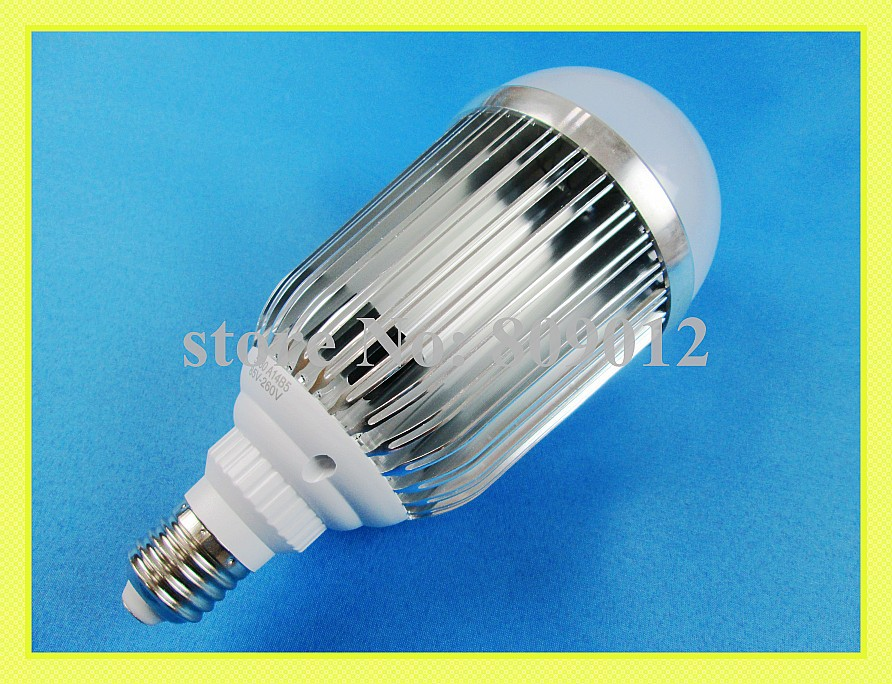 aluminum SMD 5730 LED bubble ball bulb light lamp LED globe bulb E27 18W SMD5730 36led AC85-265V free shipping(China (Mainland))