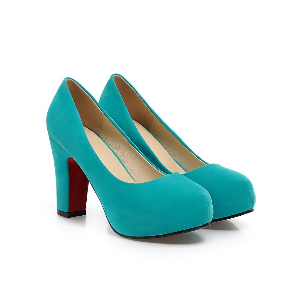 Coloured heels mobile photo 78
