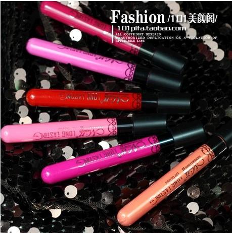12 Colors Popular Women's Waterproof Beauty Makeup LipStick Velvet matte Lip Pencil Lipstick Gloss Pen - Shenzhen Love House Technology Co., Ltd. store