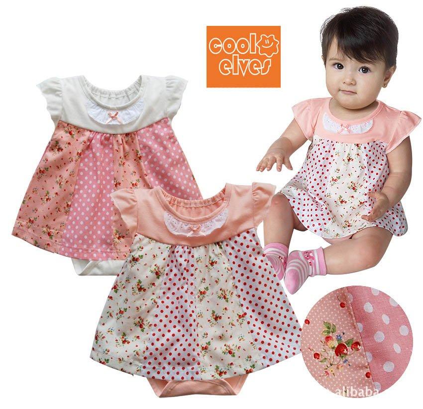 Aliexpress Buy New Summer girls baby dress cool