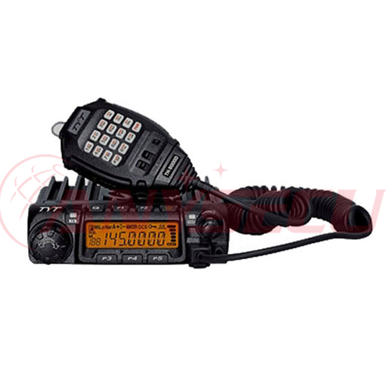 New Launch TYT TH-9000D TH9000D VHF 136-174MHz Car Mobile Radio(China (Mainland))