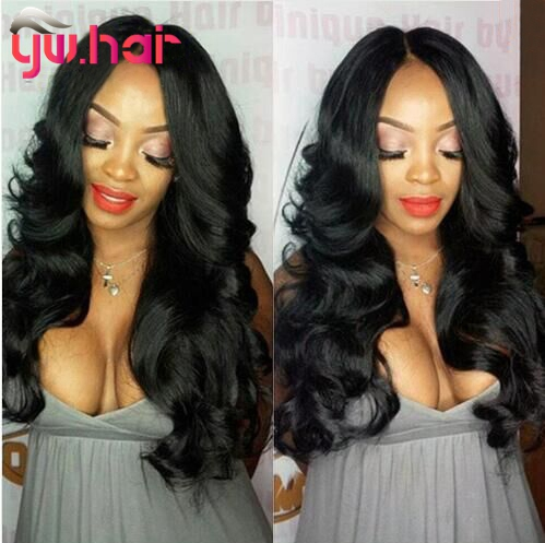 Grade 7A Body Wave With Closure Unprocessed 4 Bundles Human Hair With Lace Closures Ms Lula Malaysian Virgin Hair With Closure