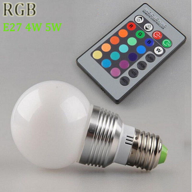 lampadina led rgb : ... -Led-E27-Dimmable-Bulb-Couleur-Ampoule-Lampadine-Colore-Lampadina.jpg