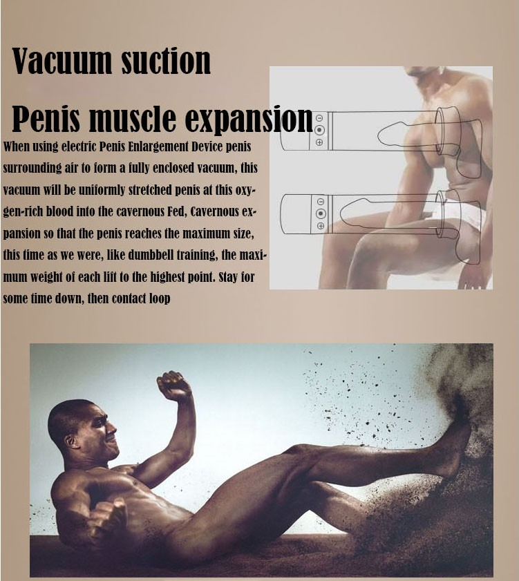 Beginner Power Vacuum Penis Pump Penis Enlarger Male Enhancement ,Extender Enhancer Sex Products Manual Operation Sex Toy