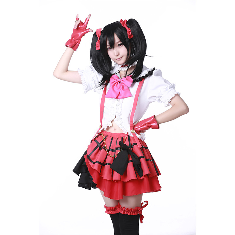 LOVE LIVE NICO COSTUME Yazawa Nico Cosplay Anime Love Live!
