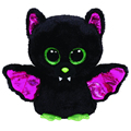Original Ty Beanie Boos Big Eyes Plush Toy Doll Colorful Rabbit Baby Kids Gift Bat 15