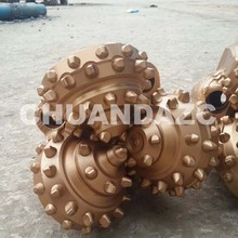 8 1/2inch three cone rotary tci tricone diamond core bit/oil well drilling with low price(China (Mainland))