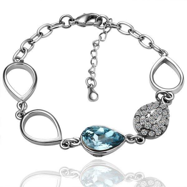 Free shipping 925 jewelry,sale mix wholesale,18KRGP bracelet/hand chain,bangles No.0603N7