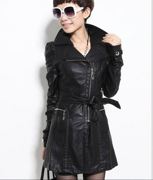 Girl Long Jacket - JacketIn