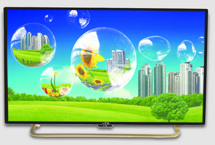 TV 50 inch LED LCD TV wifi version of tempered glass LCD TVHL50G02(China (Mainland))