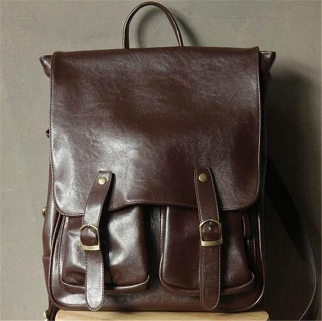 Новый 2016 бренд дизайнер рюкзаки vintage женщины bagpack случайные женщины сумки ...