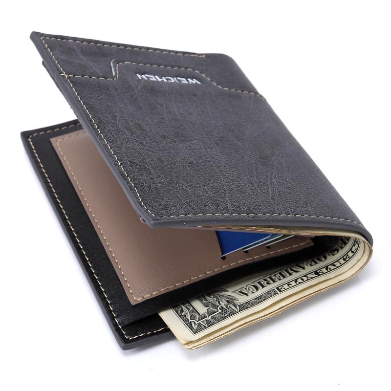2015 New Arrival Men Wallet  Crocodile Genuine  Leather Card Case Male Wallet Min Card Holder  Coin Purse Money Pocket <br><br>Aliexpress