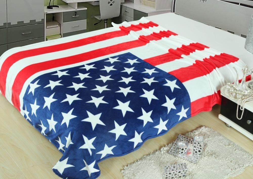 drapeau polaire couverture achetez des lots petit prix drapeau polaire couverture en. Black Bedroom Furniture Sets. Home Design Ideas