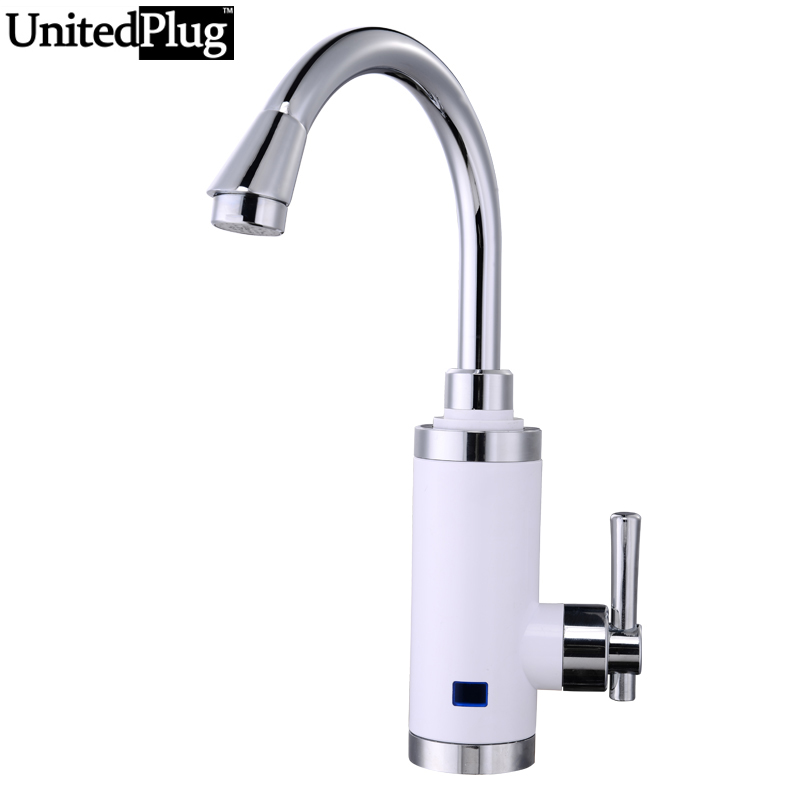 Instant Hot Water Heater Home : Unitedplug second instant water heater one handle with