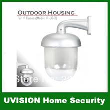 2014 new esterna impermeabile dome housing box per la sicurezza cctv ip pan tilt camera spedizione gratuita(China (Mainland))