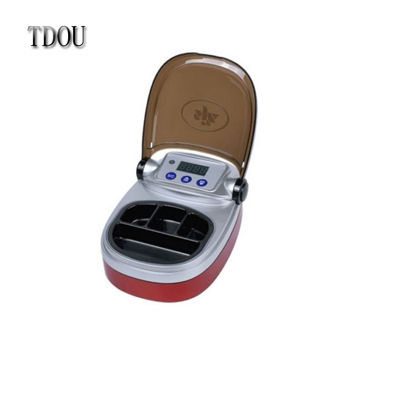 TDOU New Smedent  Digital 4-Well Wax Heater Pot Analog Heater JT-27 Model<br><br>Aliexpress