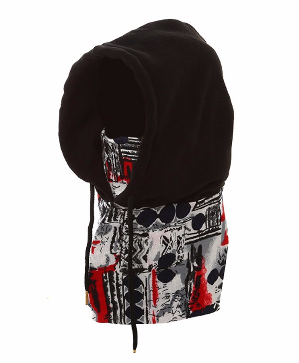 Men and women fashion winter outdoor windproof dustproof hat Fleece Scarf masked mask warm earmuffs thickened riding mask cap