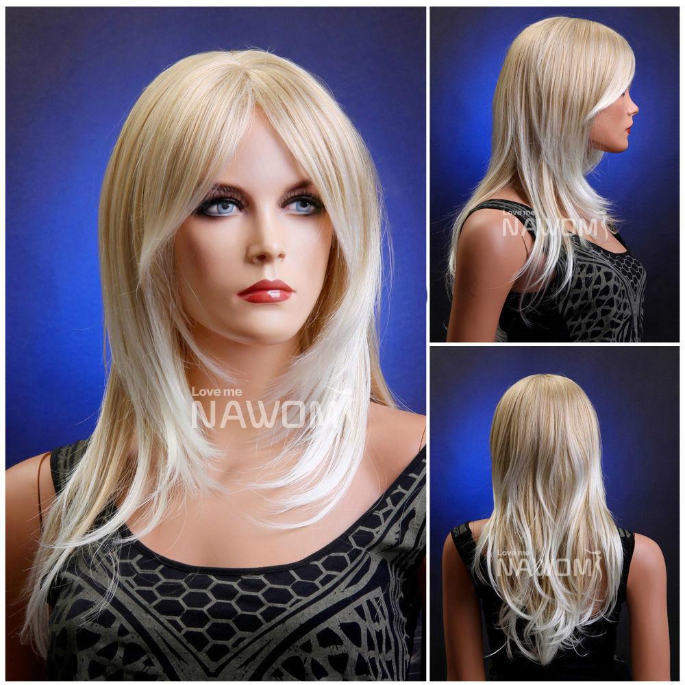Female Glamorous Blond Wig Mannequin Head Hair Wigs  Heat Resistant queen Hair wigs<br><br>Aliexpress