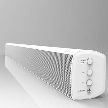 New Launched fino HOME THEATER SOUNDBAR speaker, Com SUBWOOFER de, Melhor BLUETOOTH speaker, Led TV speaker, Speakers white