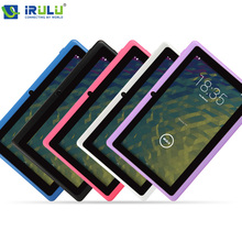 iRulu eXpro X1a 7″ Tablet PC 8GB Android 4.4 Quad Core A33 Dual Cam Multi-Color