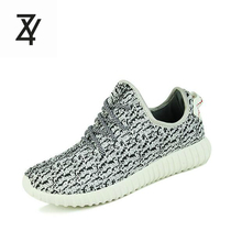 2016 new fashion Women casual shoes Air zapatos mujer flat with shoes woman tenis fashion style mesh breathable men canvas shoes(China (Mainland))